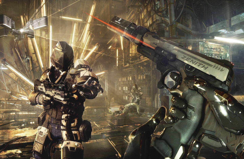 Tak už to máme černé na bílém - Deus Ex: Mankind Divided konečně oznámen 107709