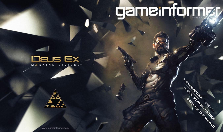Tak už to máme černé na bílém - Deus Ex: Mankind Divided konečně oznámen 107711