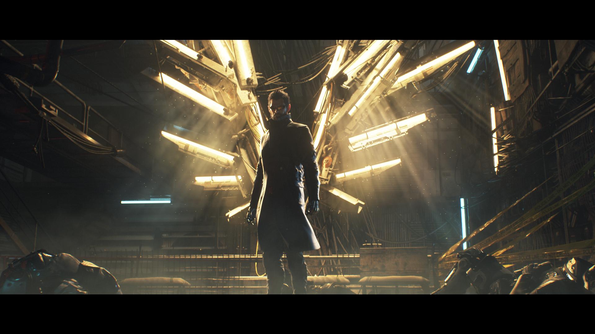 Tak už to máme černé na bílém - Deus Ex: Mankind Divided konečně oznámen 107712