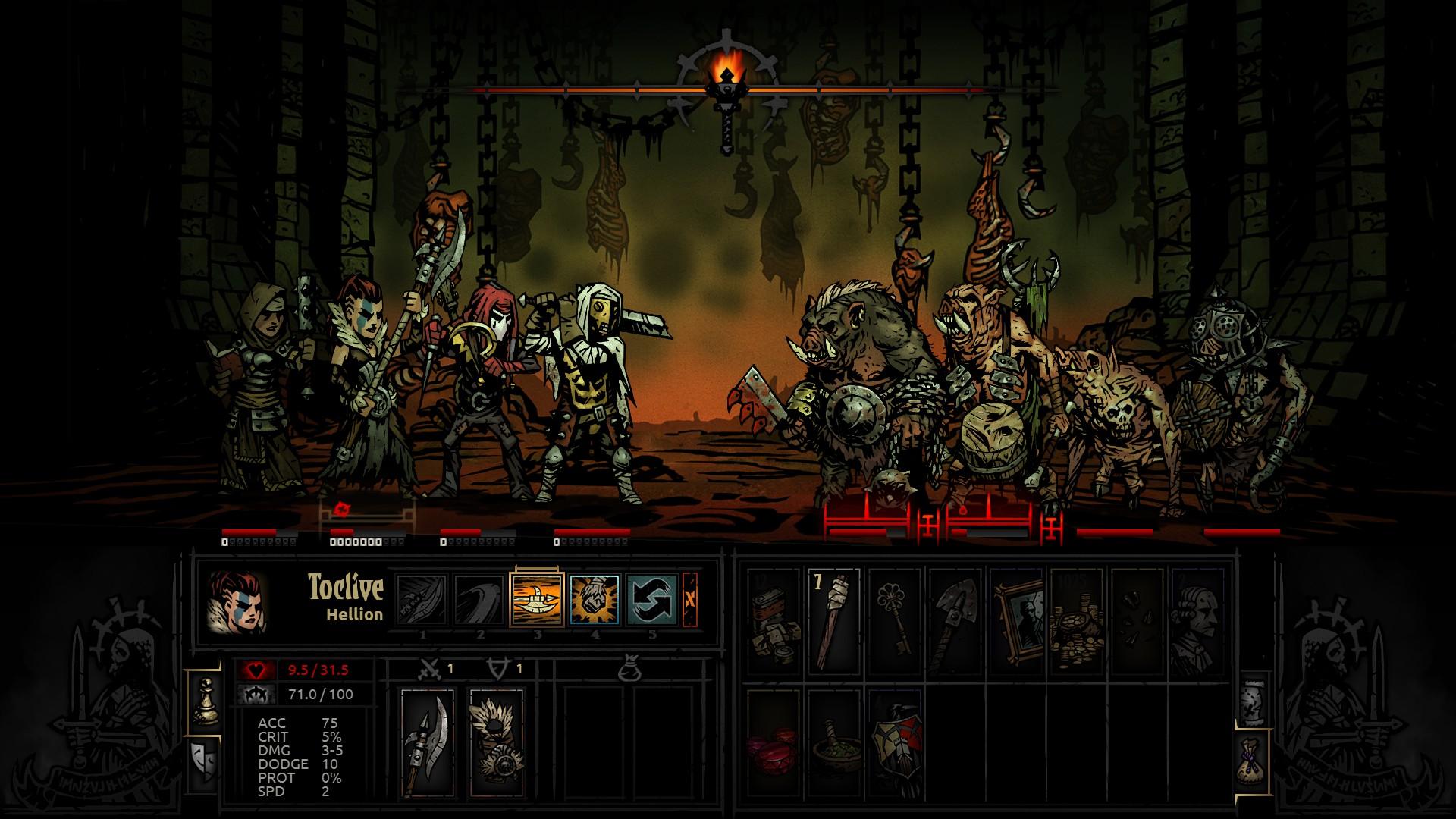 Darkest Dungeon – smrtící dobrodružství 107739