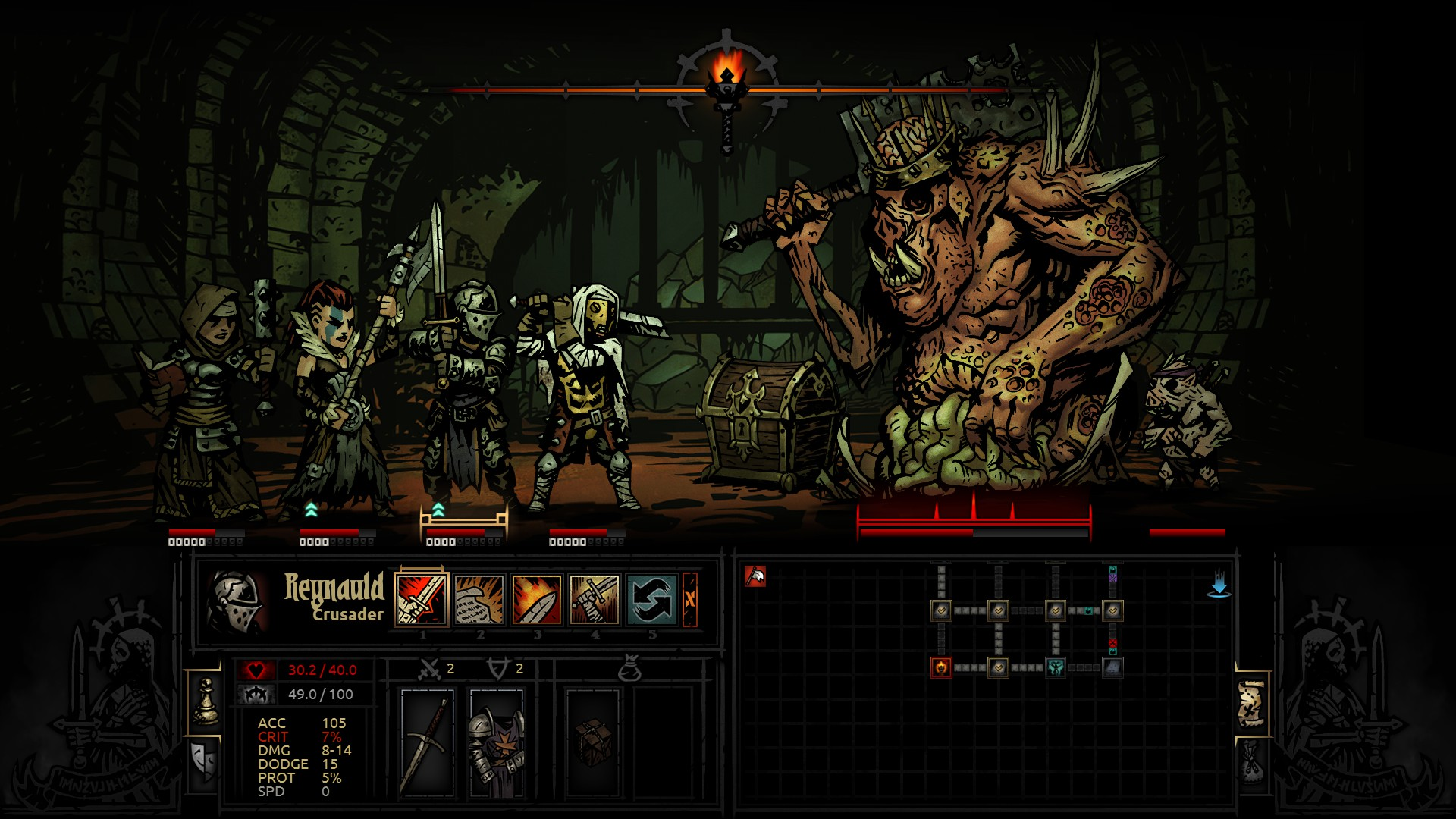 Darkest Dungeon – smrtící dobrodružství 107740
