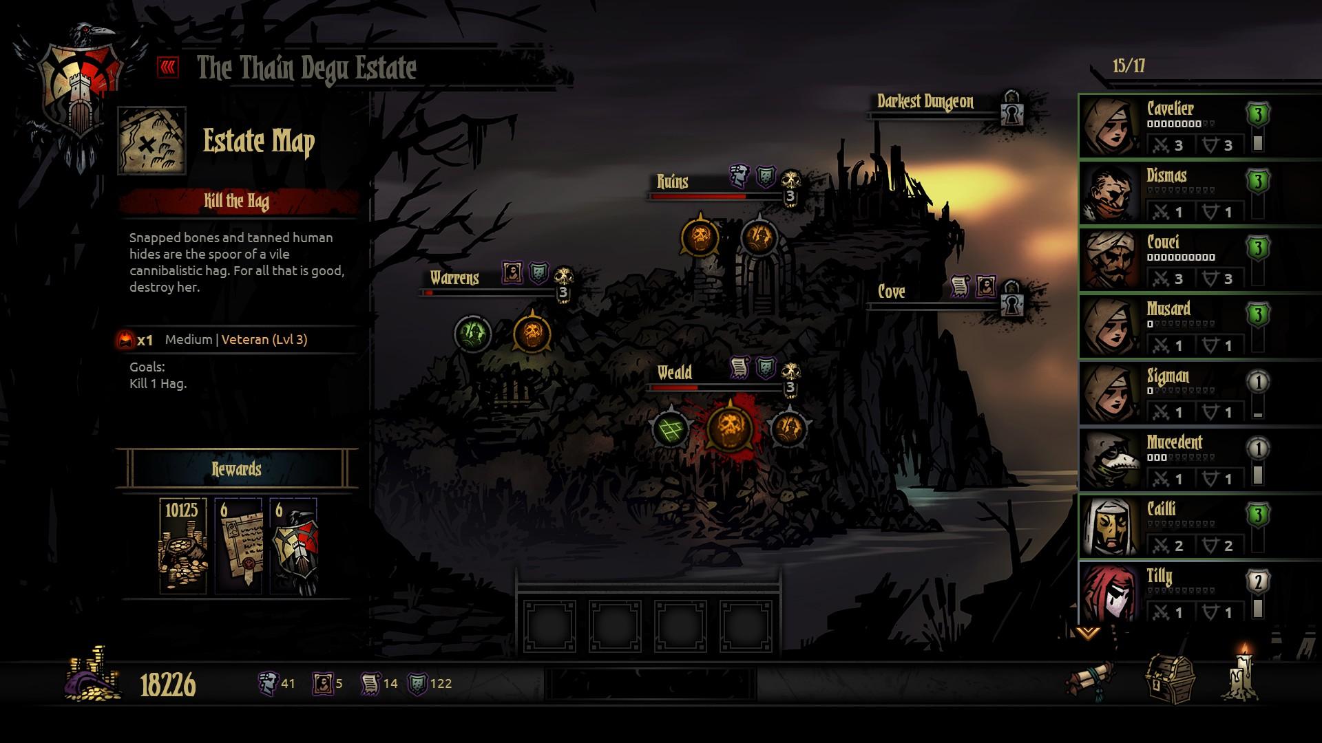 Darkest Dungeon – smrtící dobrodružství 107746