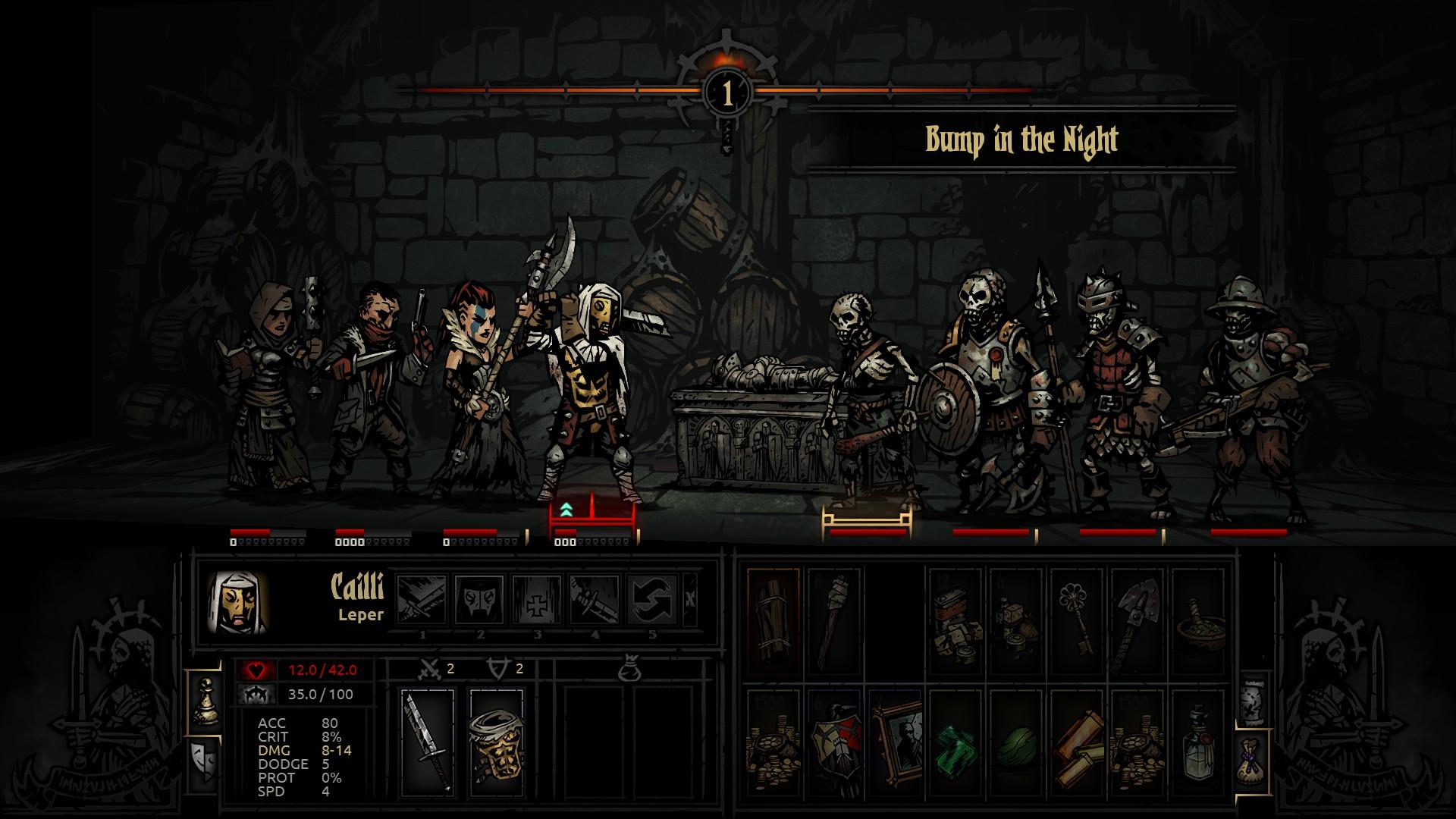Darkest Dungeon – smrtící dobrodružství 107747