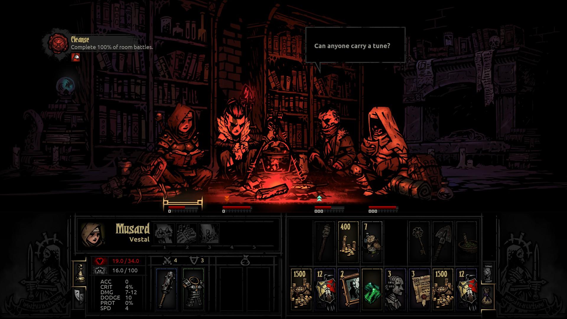 Darkest Dungeon – smrtící dobrodružství 107750