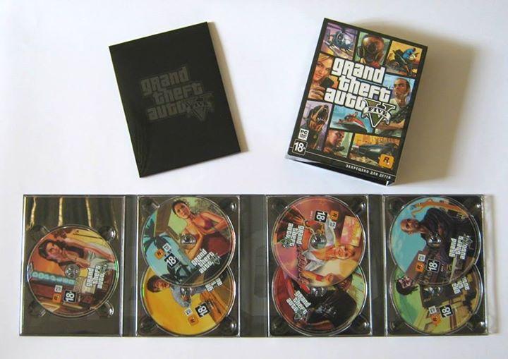 Při hraní PC verze GTA V nebudete muset mít DVD v mechanice 107759