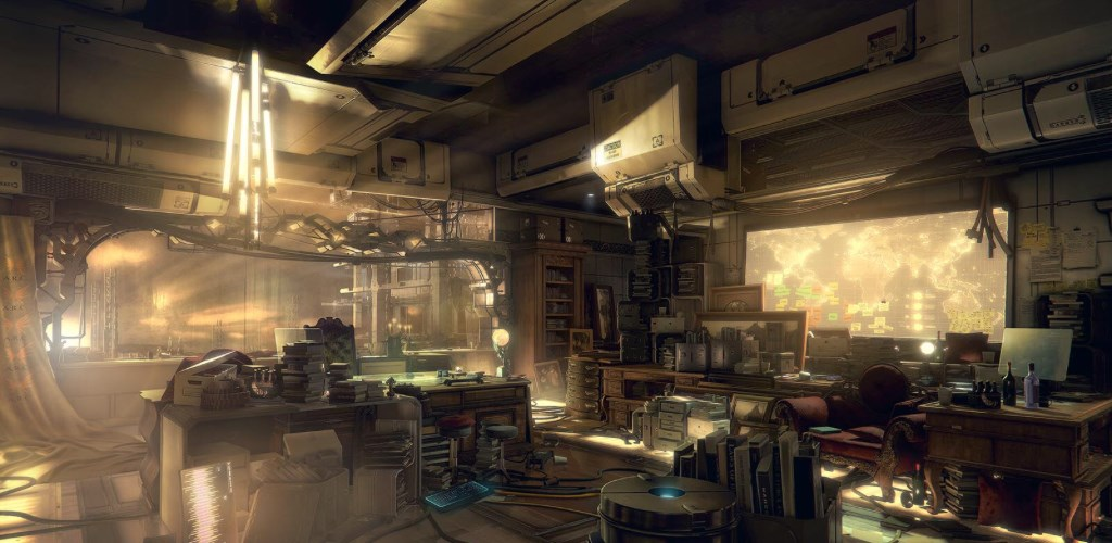 PC port Deus Ex: Mankind Divided má opět na starost studio Nixxes 107789