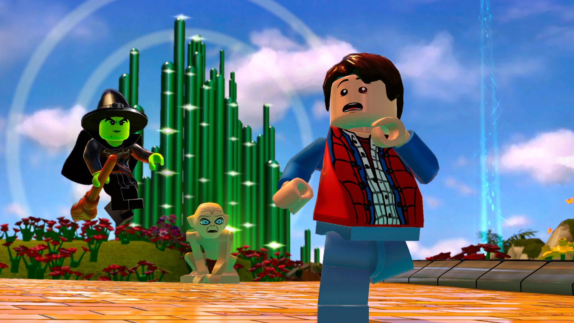 Dobrodružství v Lego Dimensions se rozběhne na podzim 107835