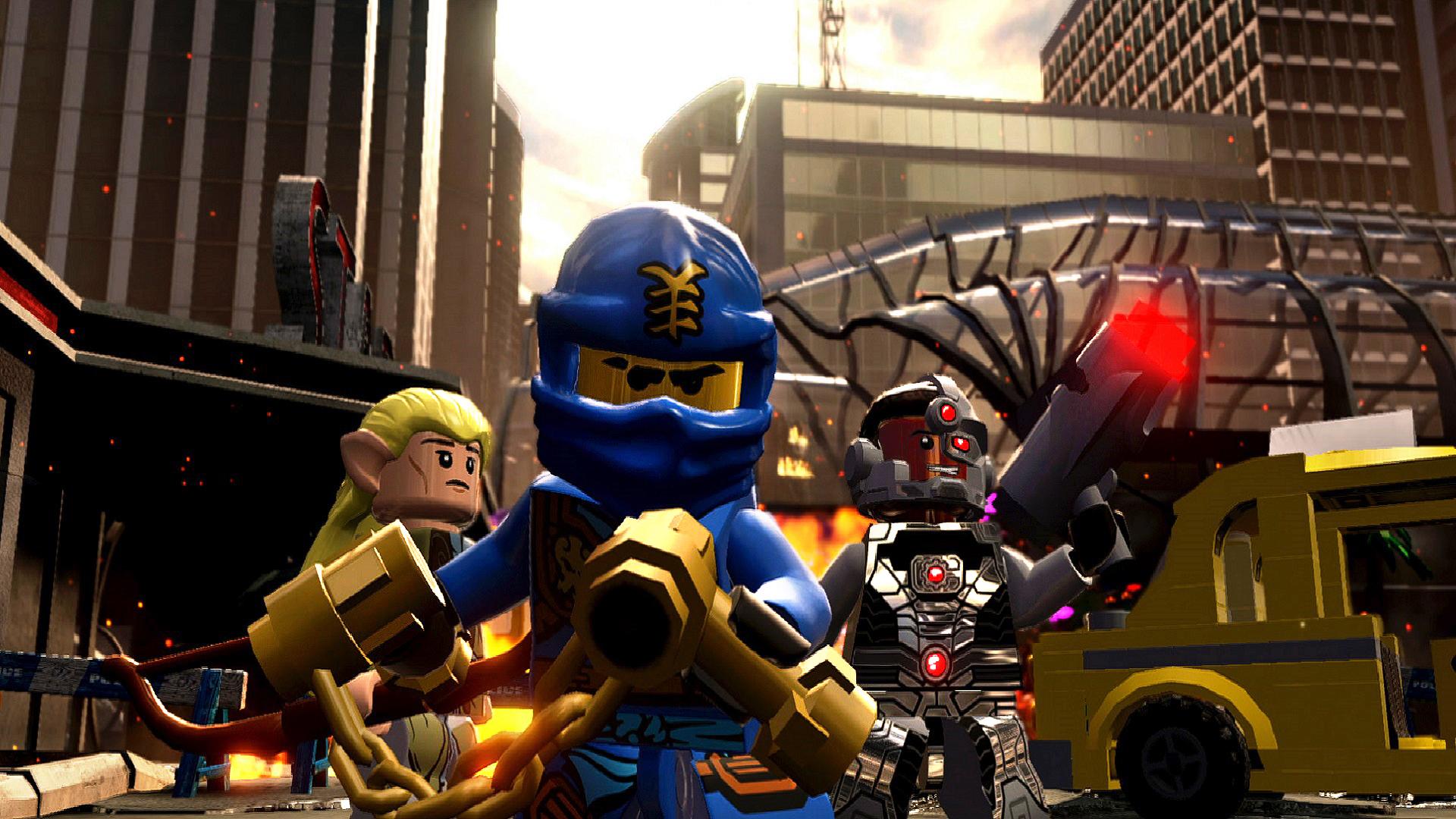 Dobrodružství v Lego Dimensions se rozběhne na podzim 107838