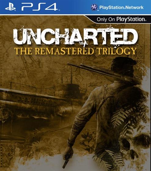 Dočkáme se remasterované trilogie Uncharted pro PS4? 107844