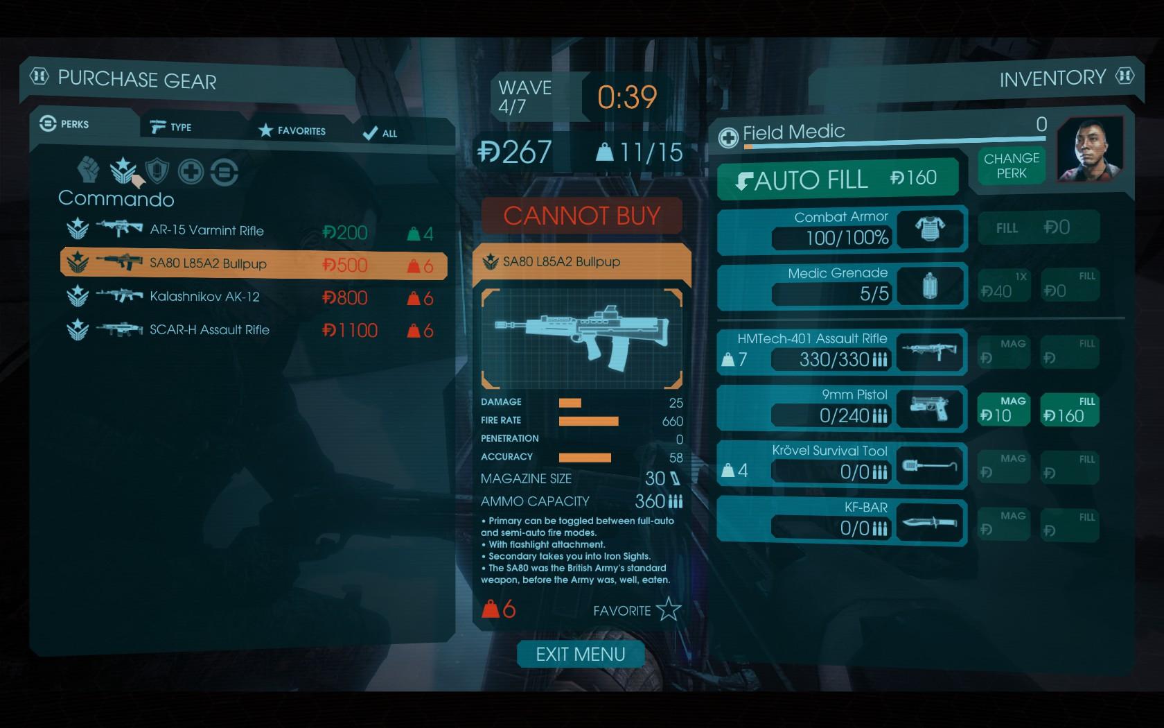 Fotoseriál z hraní Killing Floor 2 107858