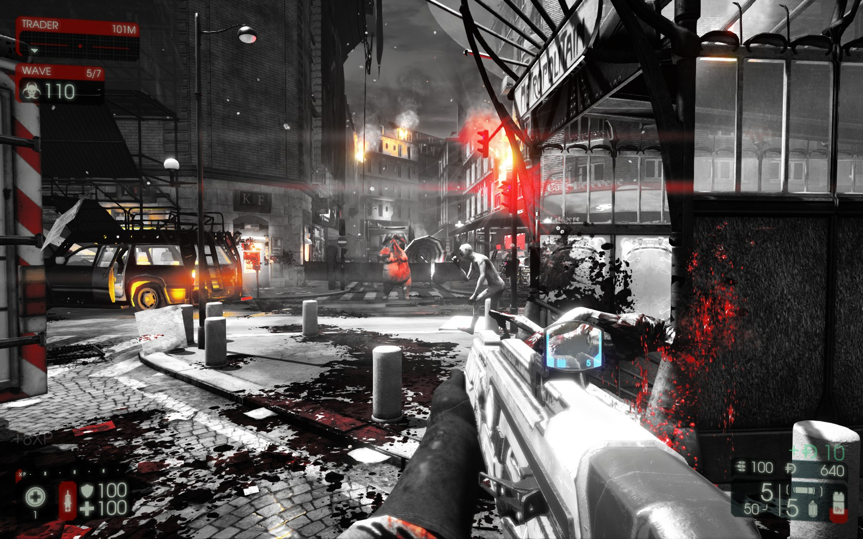 Fotoseriál z hraní Killing Floor 2 107869