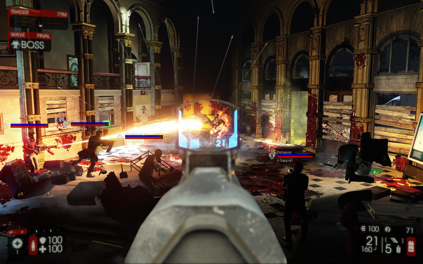 Fotoseriál z hraní Killing Floor 2 107878