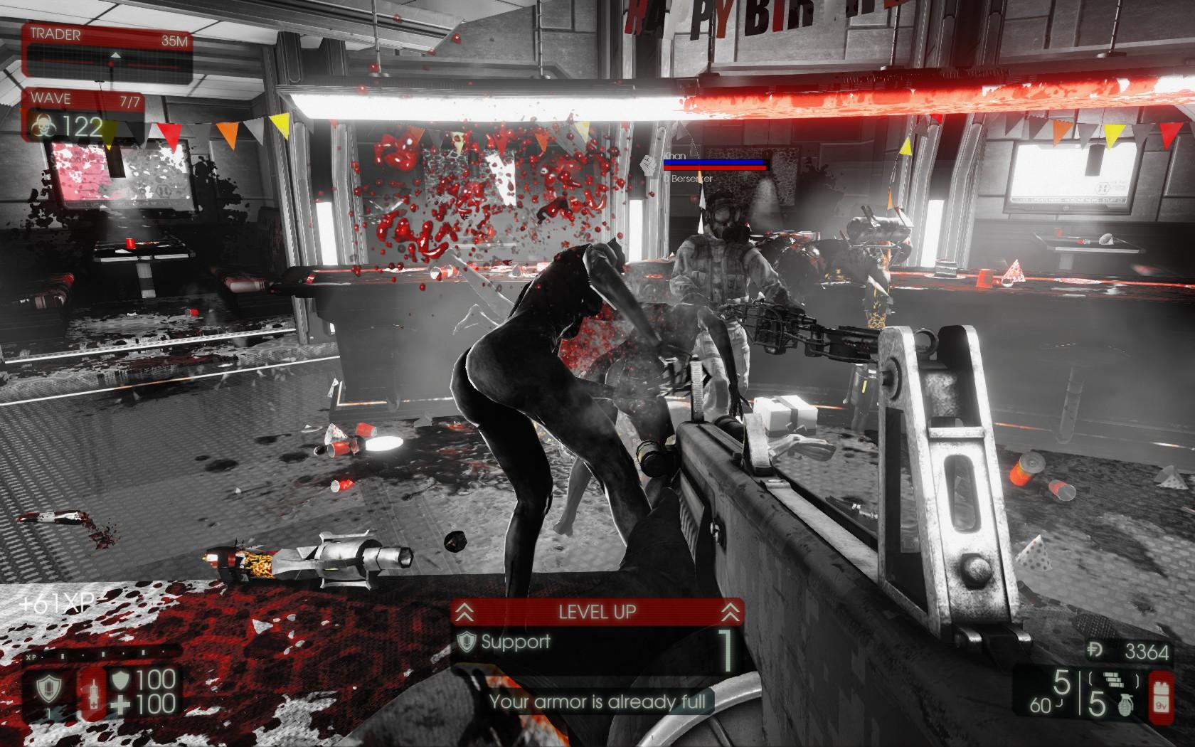 Fotoseriál z hraní Killing Floor 2 107880
