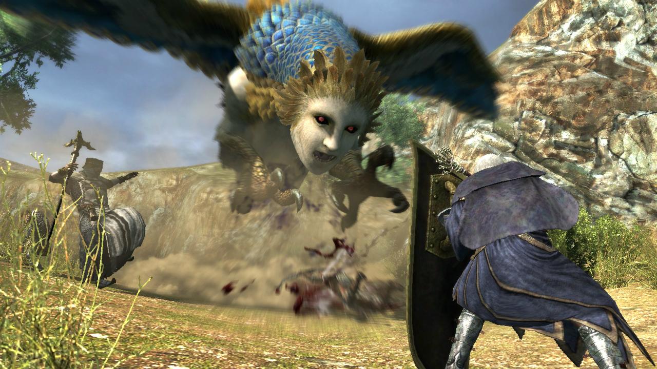 Nové obrázky z Dragon's Dogma Online 107913