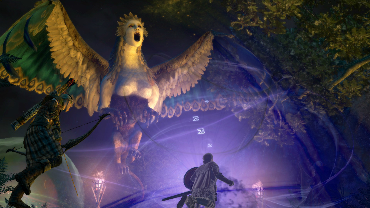 Nové obrázky z Dragon's Dogma Online 107914