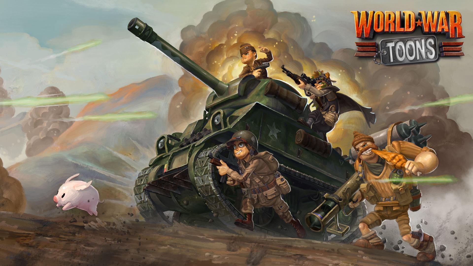 Bývalí tvůrci Call of Duty chystají humornou střílečku 107953