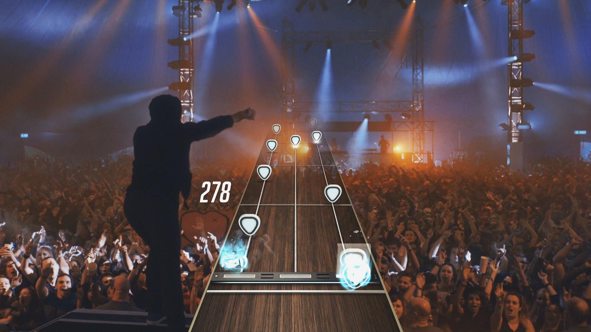 Nové Guitar Hero bude realističtější díky pohledu z první osoby 107963