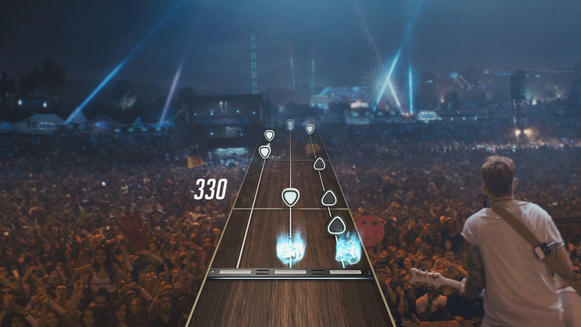 Nové Guitar Hero bude realističtější díky pohledu z první osoby 107964