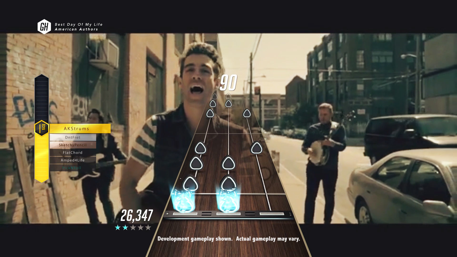 Nové Guitar Hero bude realističtější díky pohledu z první osoby 107965