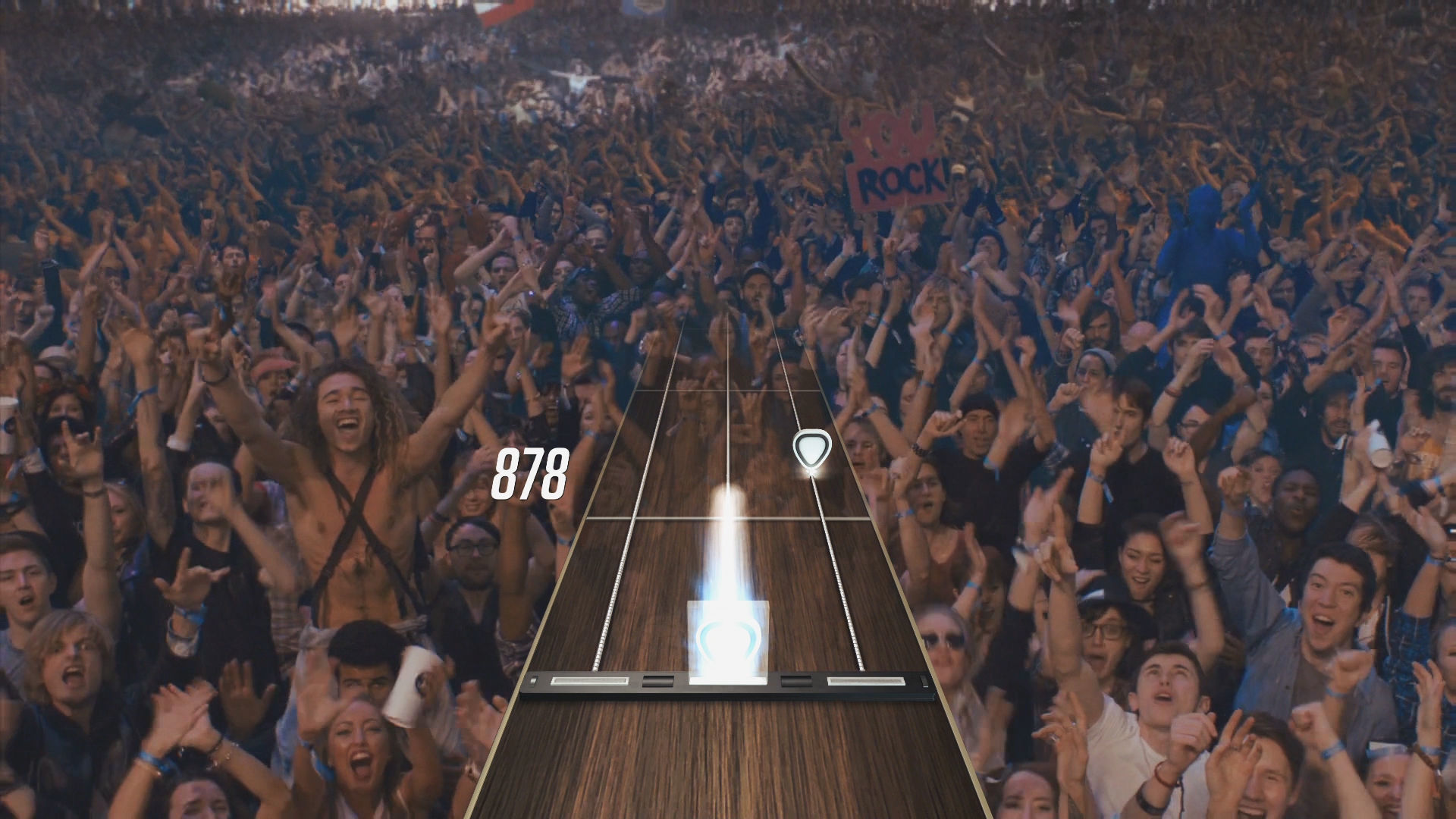 Nové Guitar Hero bude realističtější díky pohledu z první osoby 107967