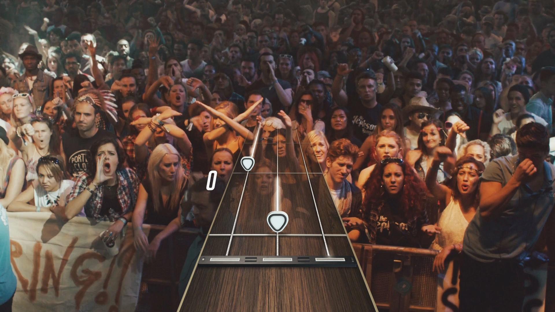 Nové Guitar Hero bude realističtější díky pohledu z první osoby 107968
