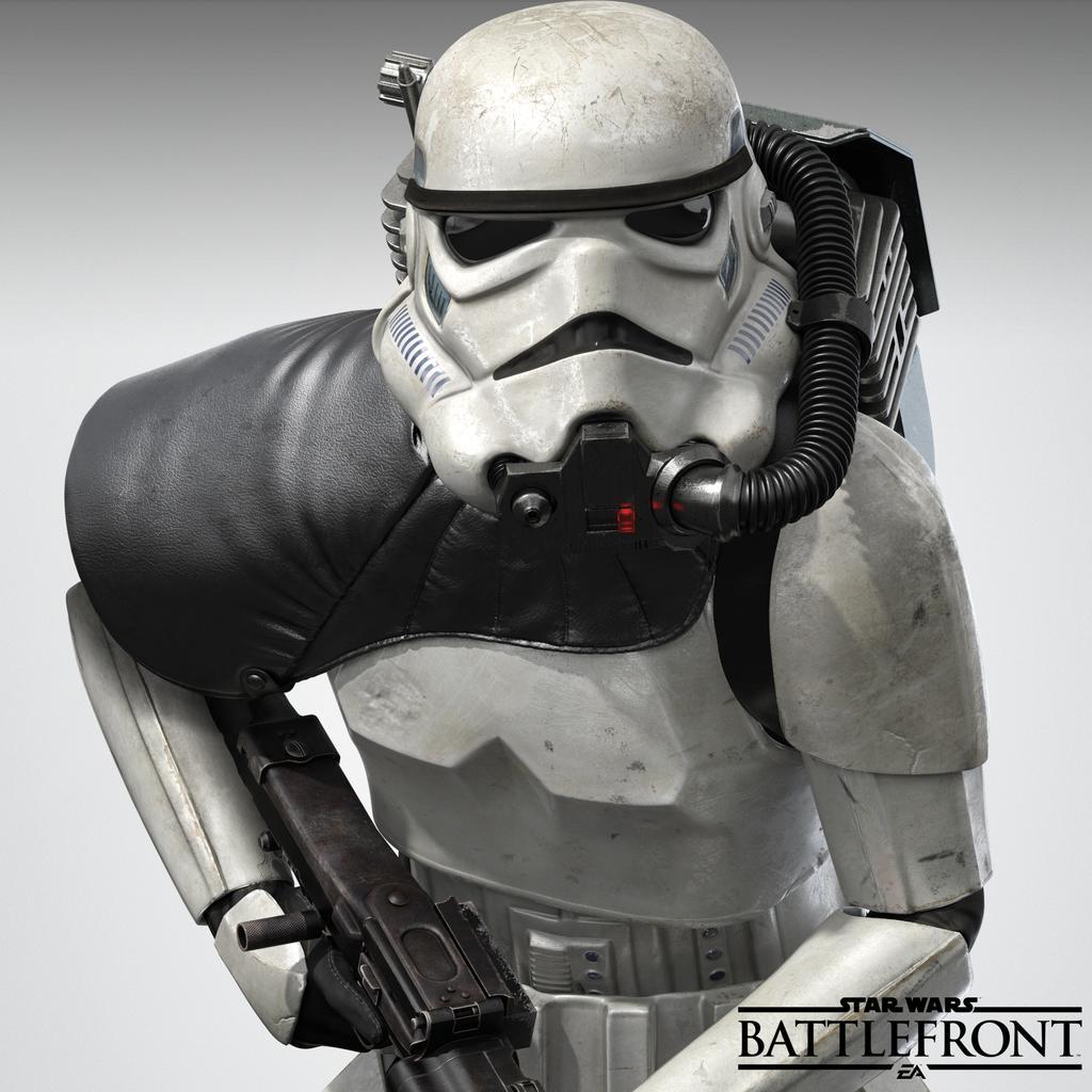 Stormtrooper na novém obrázku ze Star Wars: Battlefront 108000