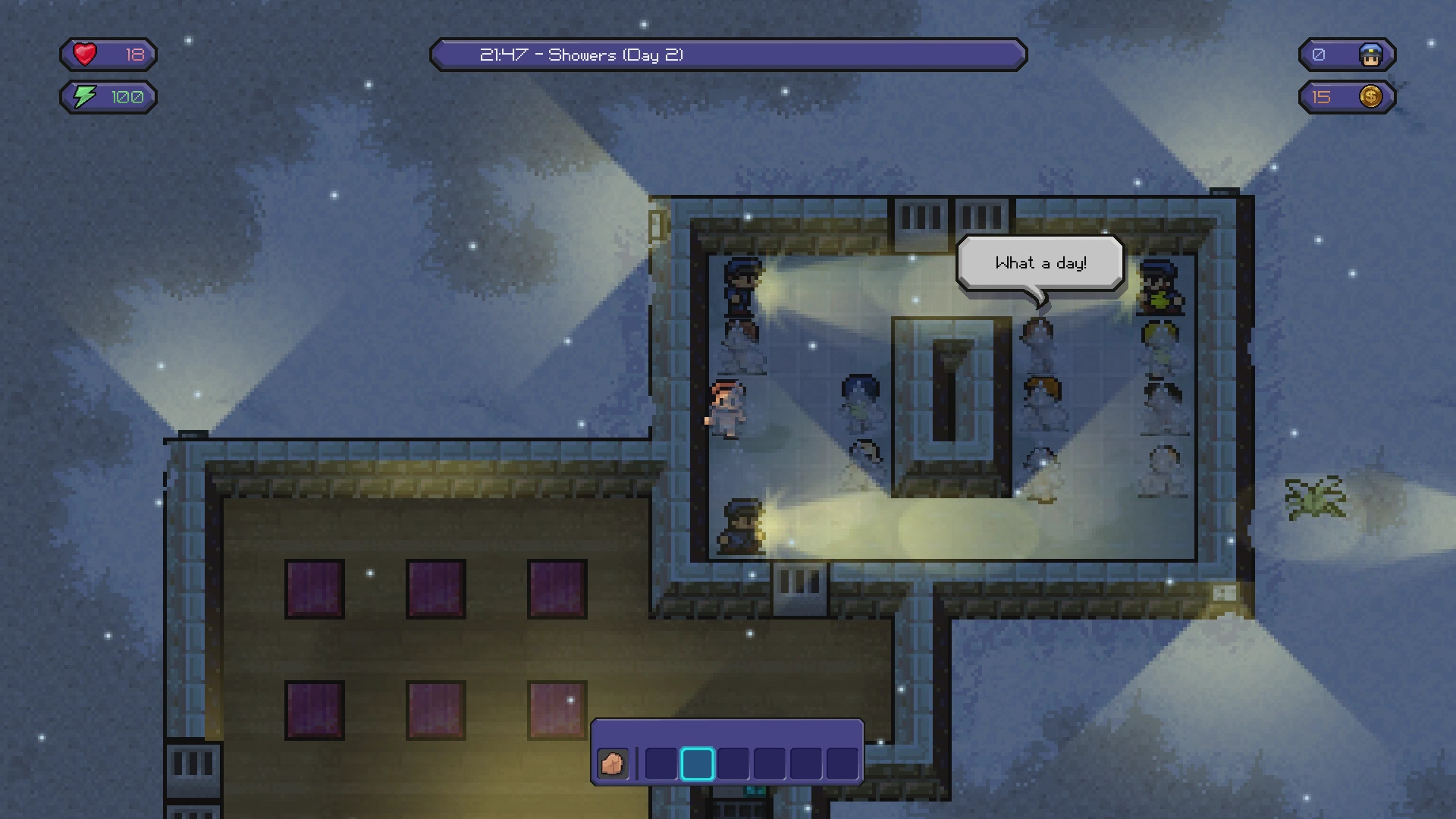 Invisible a The Escapists oficiálně pro PS4 108024