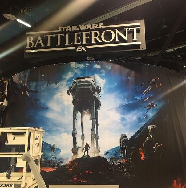 Stormtrooper na novém obrázku ze Star Wars: Battlefront 108026