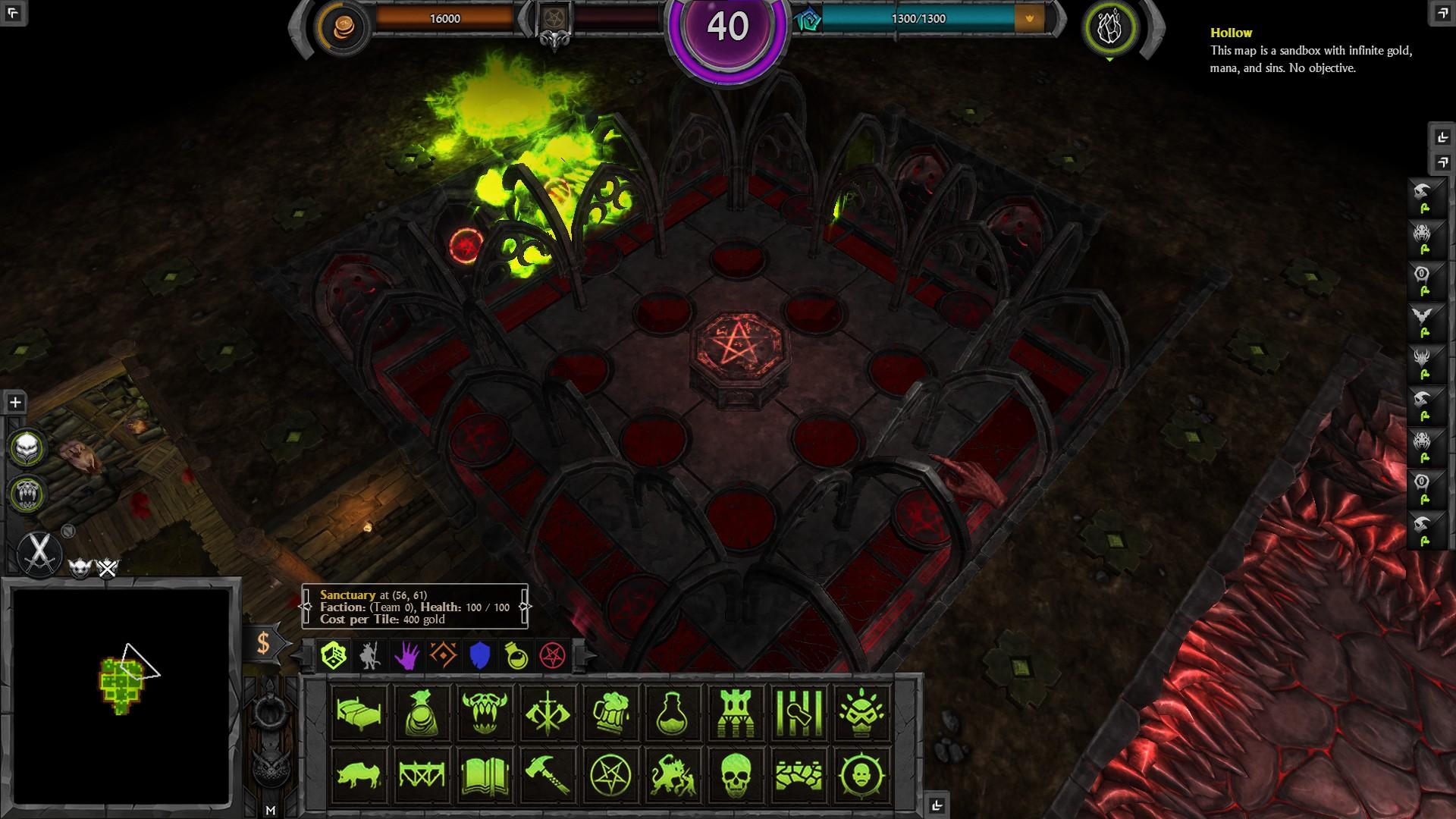 War for the Overworld – průměrná reinkarnace 108039