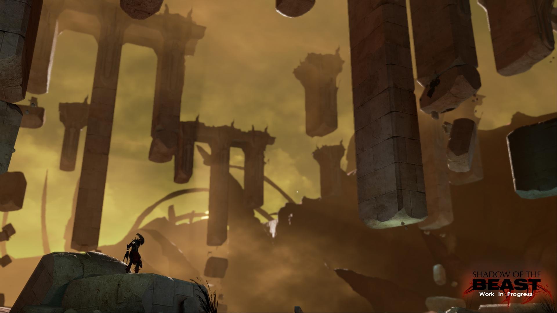 Restartu Shadow of the Beast se daří dobře. Koukněte na obrázky 108065