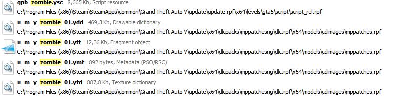 V PC verzi GTA V objeveny soubory o koních, zombie i DLC 108079