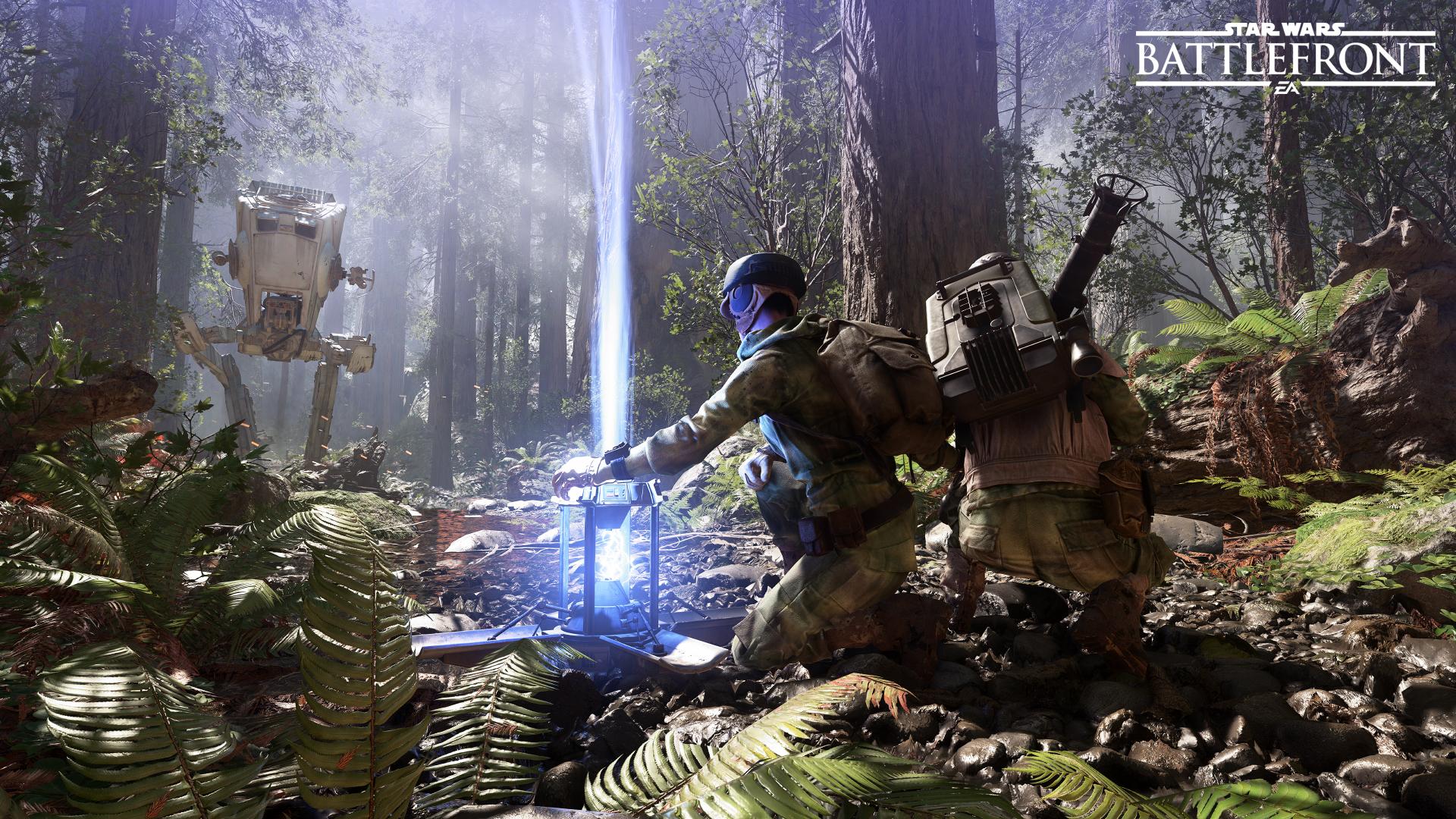 Star Wars: Battlefront v prvních detailech a v působivém traileru 108114