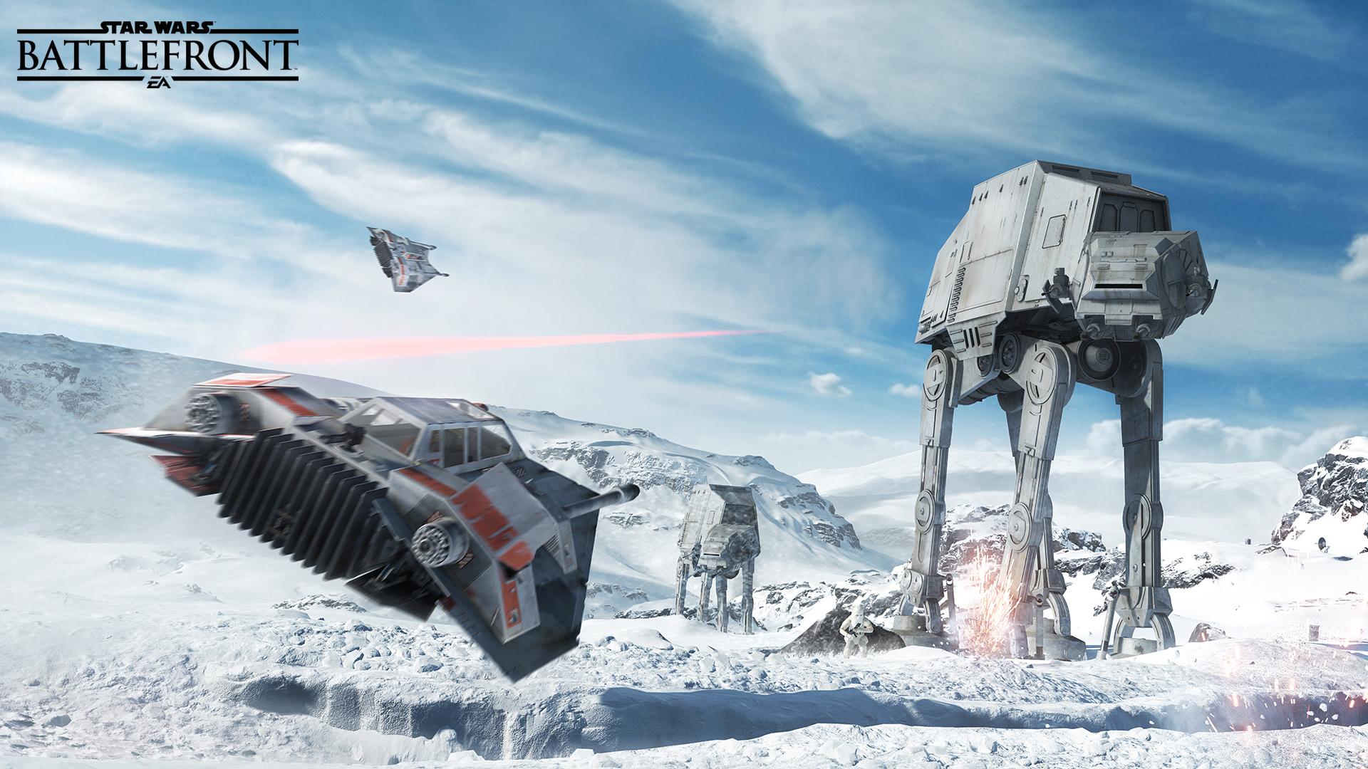 Star Wars: Battlefront v prvních detailech a v působivém traileru 108119