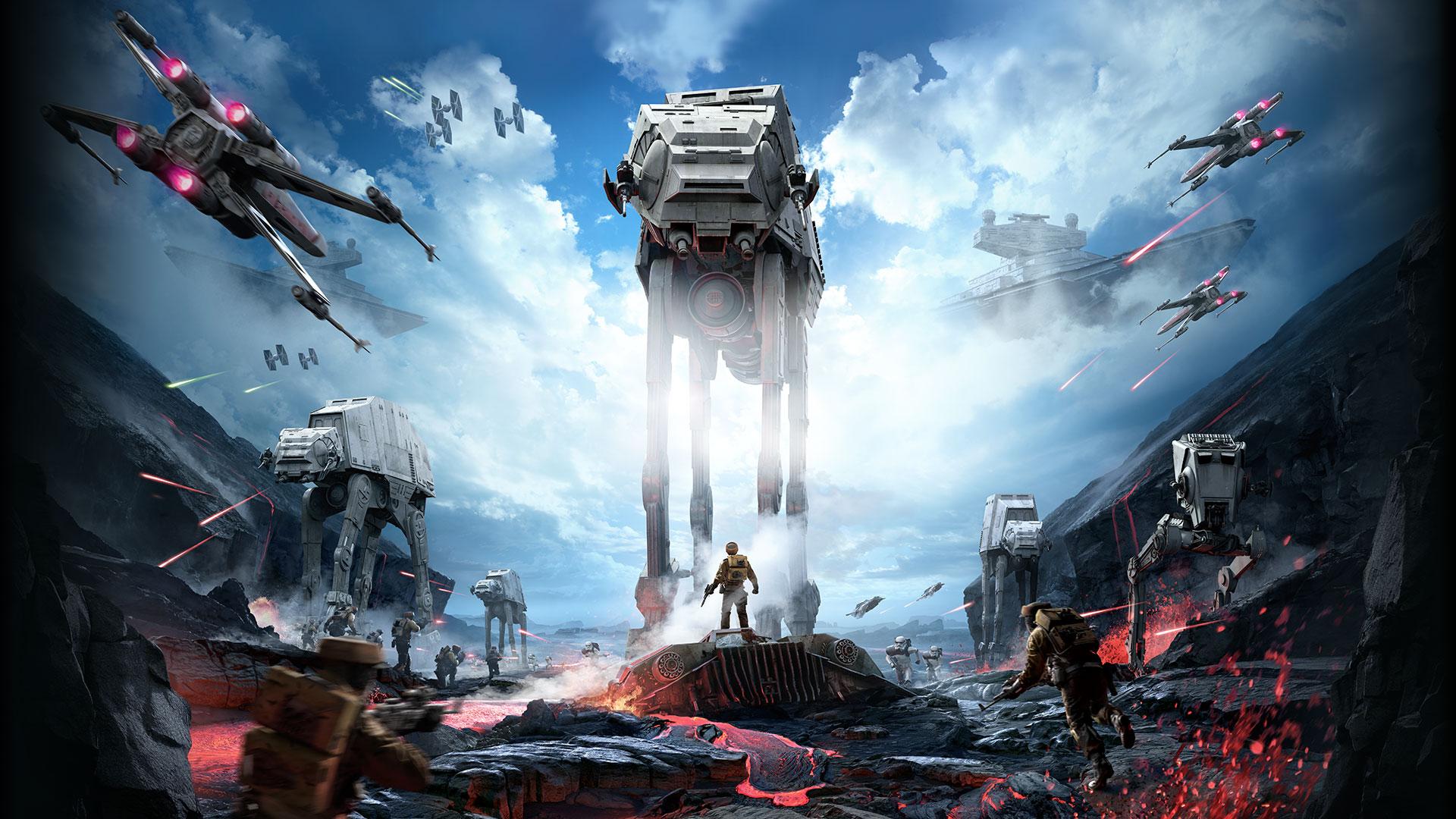 Star Wars: Battlefront v prvních detailech a v působivém traileru 108120