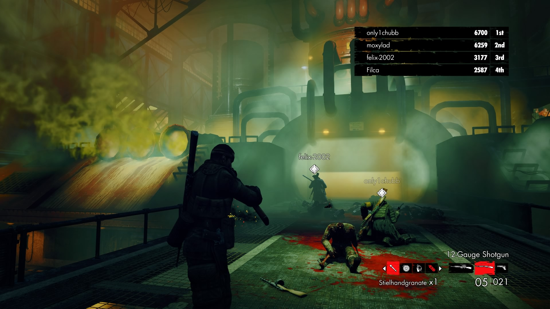 Zombie Army Trilogy – trojitá dávka zombie 108154