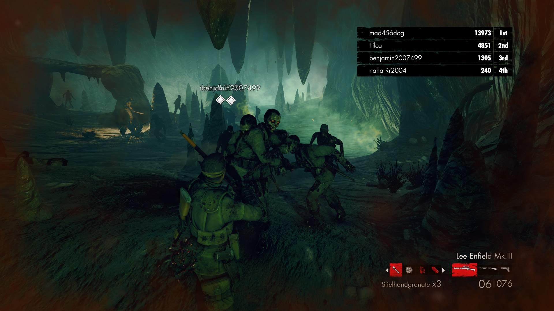 Zombie Army Trilogy – trojitá dávka zombie 108180