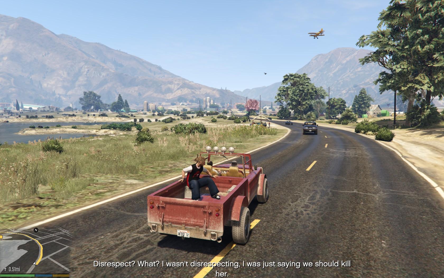 Grand Theft Auto V - na PC v celé kráse 108186