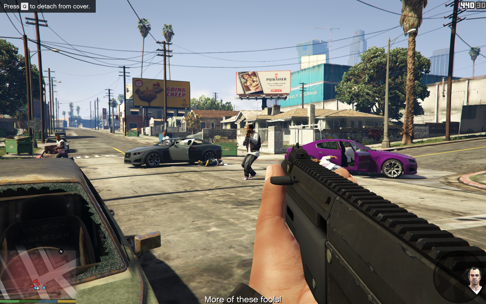 Grand Theft Auto V - na PC v celé kráse 108189