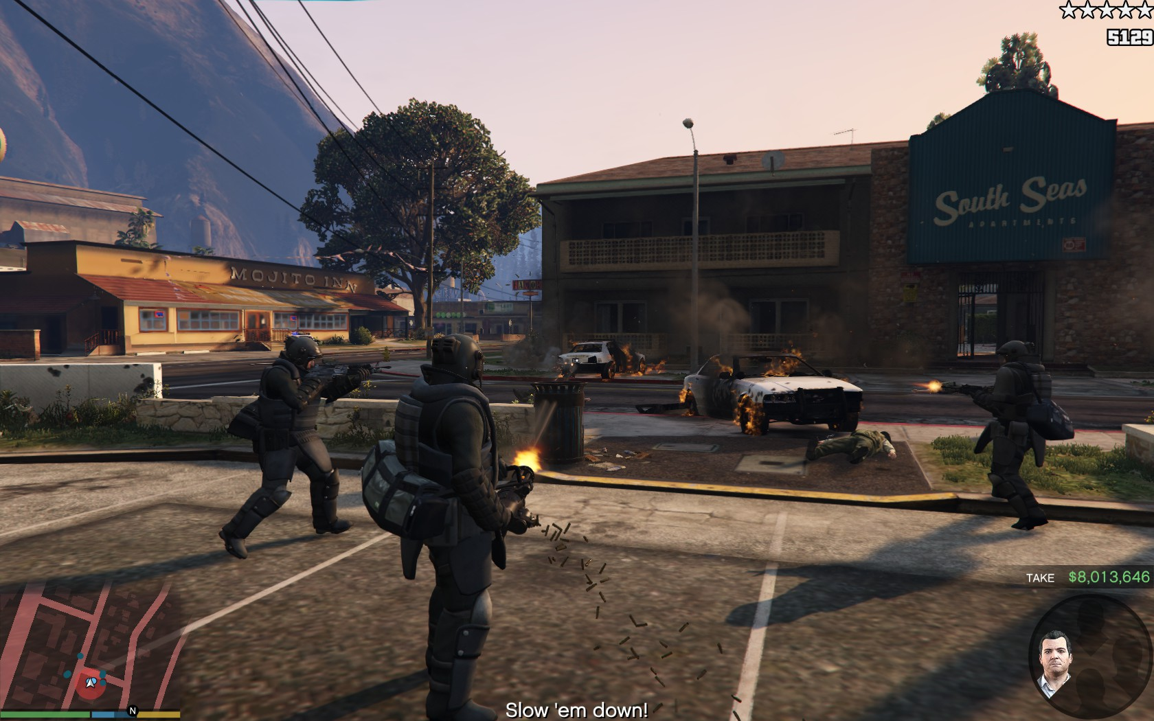 Grand Theft Auto V - na PC v celé kráse 108192