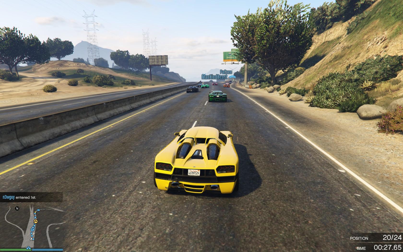 Grand Theft Auto V - na PC v celé kráse 108193
