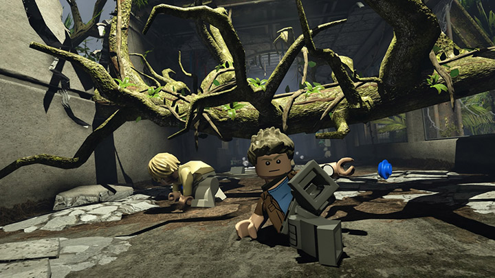 Nové screenshoty z LEGO Jurassic World 108209