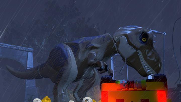 Nové screenshoty z LEGO Jurassic World 108213