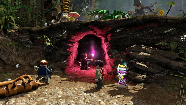 Nové screenshoty z LEGO Jurassic World 108216