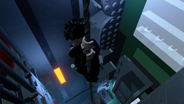 Nové screenshoty z LEGO Jurassic World 108218