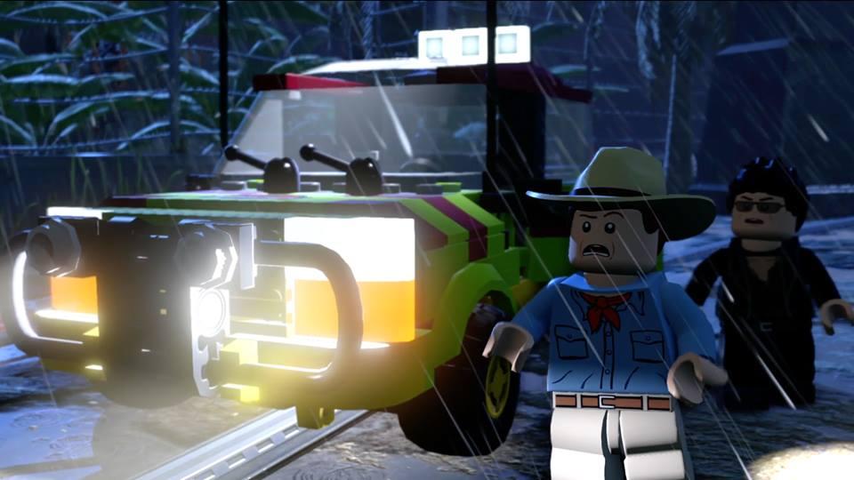 Nové screenshoty z LEGO Jurassic World 108219