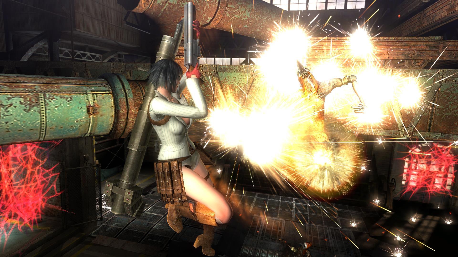 Přehlídka nových hratelných postav v Devil May Cry 4: Special Edition 108231