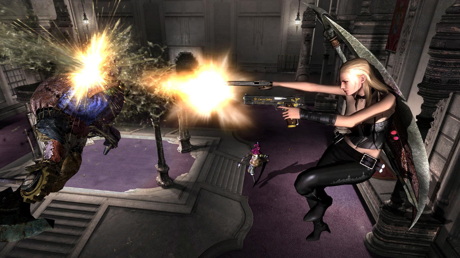 Přehlídka nových hratelných postav v Devil May Cry 4: Special Edition 108232