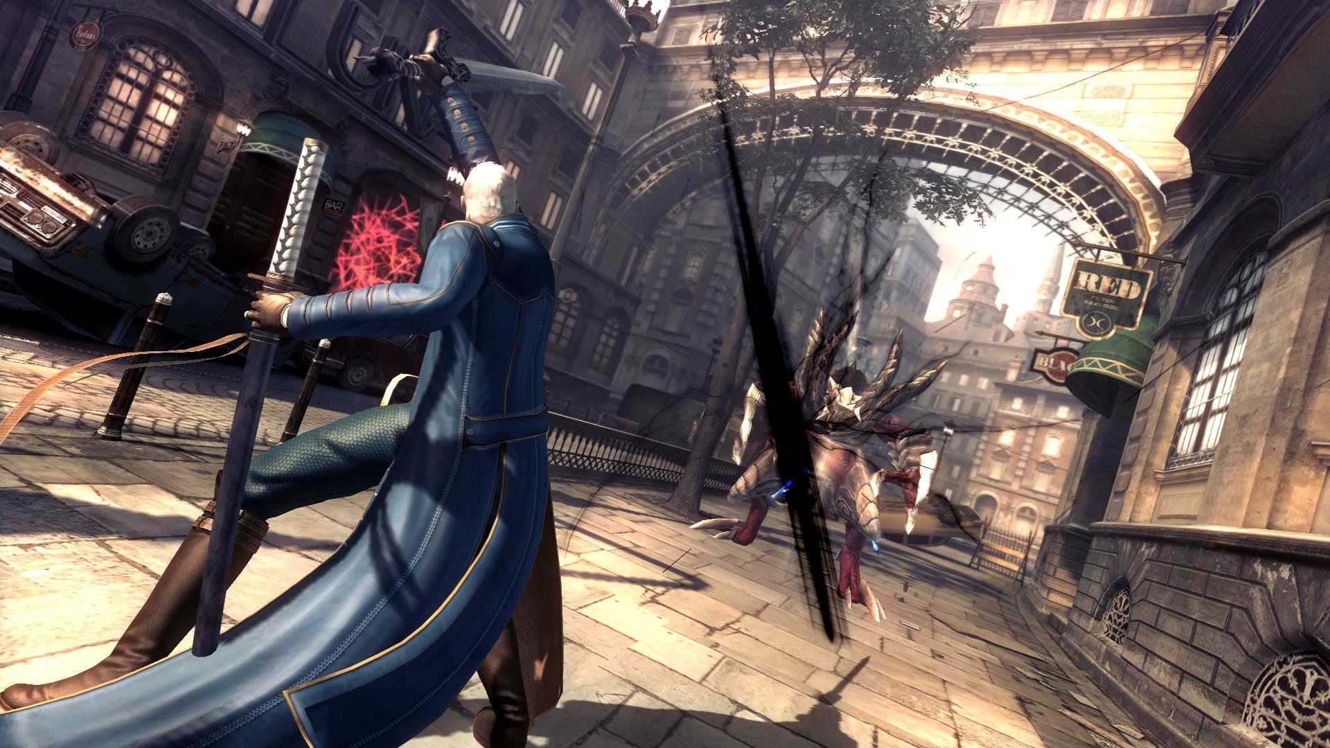 Přehlídka nových hratelných postav v Devil May Cry 4: Special Edition 108234