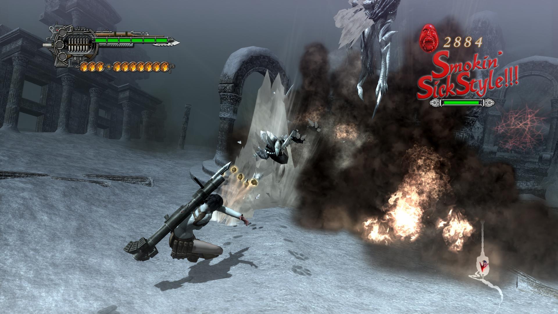 Přehlídka nových hratelných postav v Devil May Cry 4: Special Edition 108237