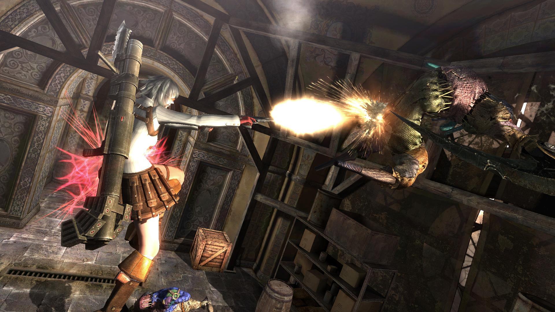 Přehlídka nových hratelných postav v Devil May Cry 4: Special Edition 108238